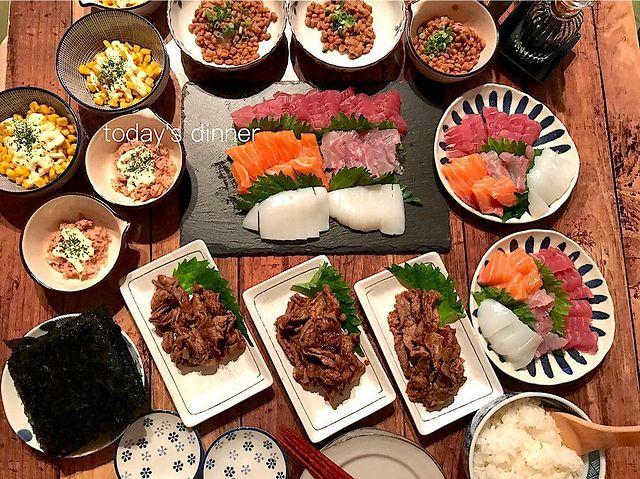 コーンは手巻き寿司の食感を変える人気の具!