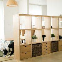 無印で作るリビング収納のアイデア実例。収納棚やボックスでおしゃれに整理整頓しよう