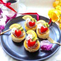 トースターで作るおしゃれなお菓子特集。カフェ気分を味わえるおすすめレシピをご紹介