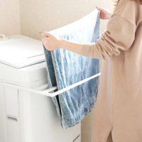 洗濯機横に使える「マグネット収納アイテム」。デッドスペースを有効活用しよう!