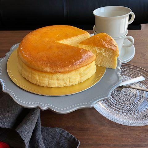 ふわふわデザート♡スフレチーズケーキレシピ
