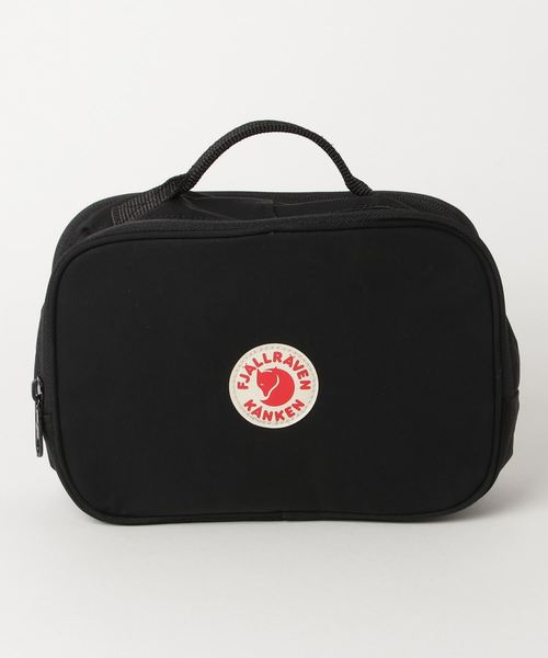 [L.H.P] FJALLRAVEN/フェールラーベン/KANKEN TILETRY BAG (カンケン)