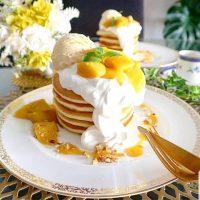ホットケーキにおすすめのトッピング16選。甘いだけじゃないアレンジレシピもご紹介