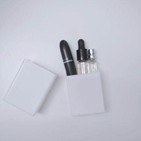 シガレットケースを活用した口紅収納実例