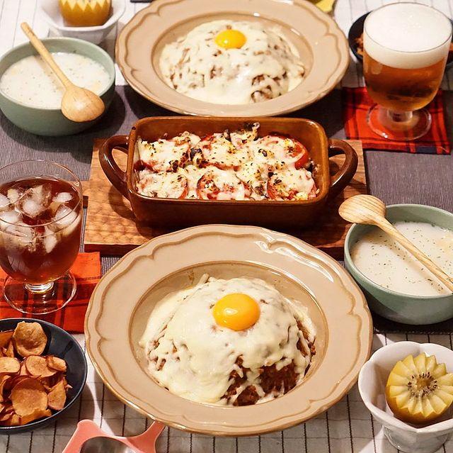卵と合う!チーズのキーマカレーレシピ
