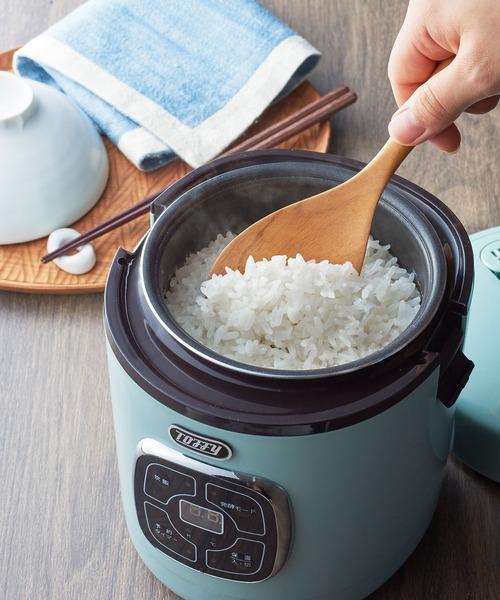 [Toffyマルシェ] 【Toffy/トフィー】 マイコン炊飯器