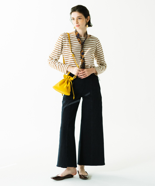 [glamb] Minty denim pants / ミンティーデニムパンツ