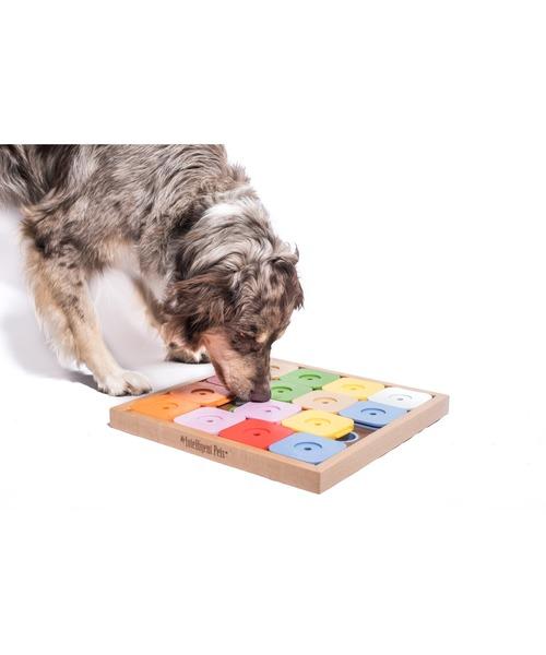 [nihonikuji] Dog' SUDOKU スライドパズル カラフル(ジーニー)