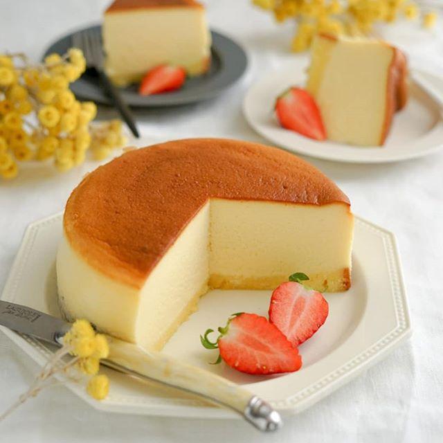 チーズケーキトッピング7