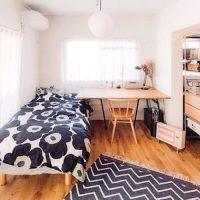 《一人暮らし》6畳でできる北欧インテリア。お手本になるおしゃれな部屋作り実例