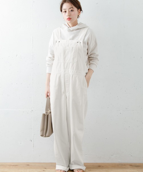 [URBAN RESEARCH Sonny Label] 【WEB限定】ワークサロペット