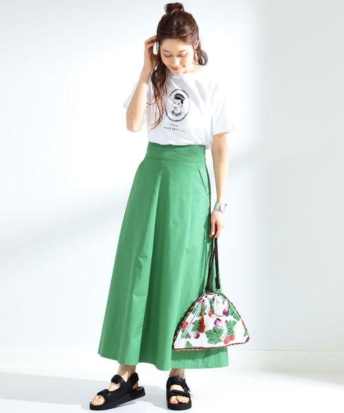 NAIJEL GRAPH × Ray BEAMS / 別注 Wink Tシャツ