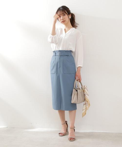 ビックポケットタイトスカート