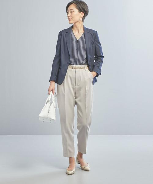 [green label relaxing] 【WORK TRIP OUTFITS】◆WTO D SHARK テーラードジャケット