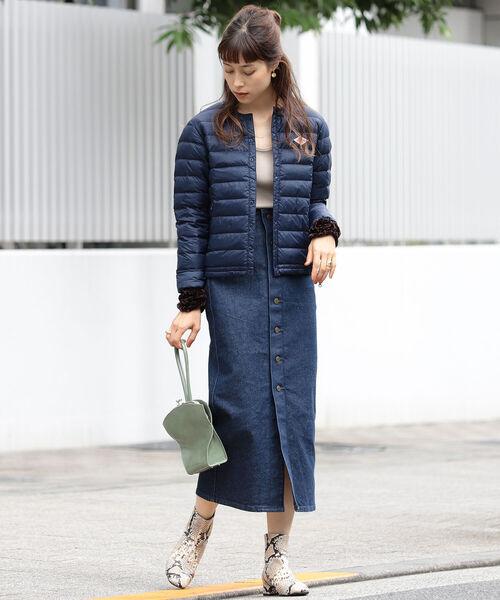 Lee / フロントボタン スカート