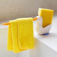 洗面所に合うおしゃれなタオル掛け16選。取り付けが楽チンなおすすめ商品も