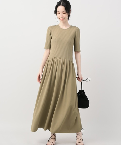 RY/NY Knit ワンピース◆