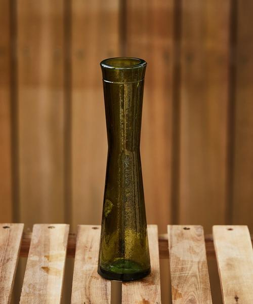 [CIAOPANIC TYPY] 〈ガラス製花瓶〉S.Mフラワーベース20cm