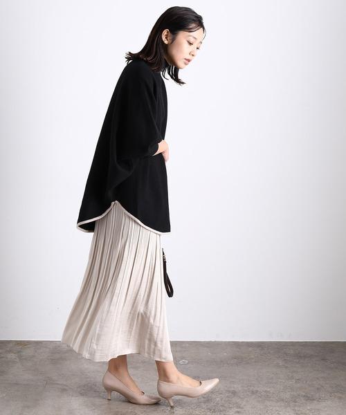 [ViS] 細プリーツスカート