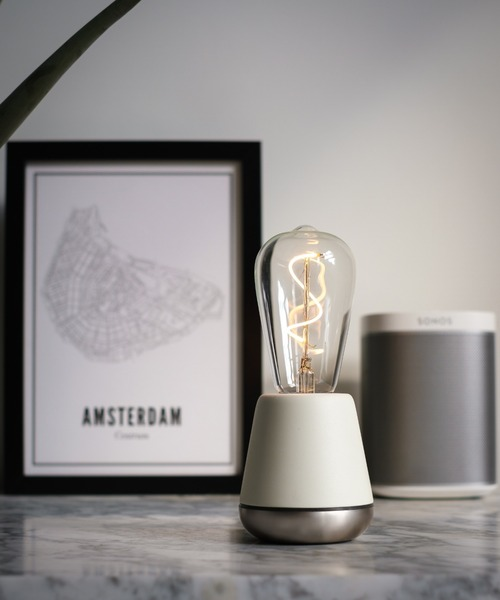 かっこいい電球型照明