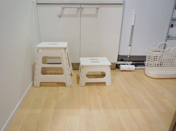 ニトリ・カインズのシンプル踏み台