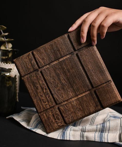[ARMARIA] 木製鍋敷き