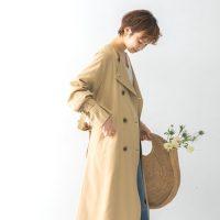 大人の春のワンピース×羽織り【2021春】トレンドアイテムコーデまとめ