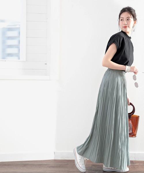 Classical Elf] ふわり、揺れる。一目置かれる魅惑のプリーツスカート