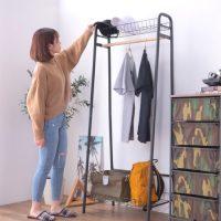 狭い玄関におすすめのハンガーラック16選。すっきり収まるおしゃれな商品まとめ