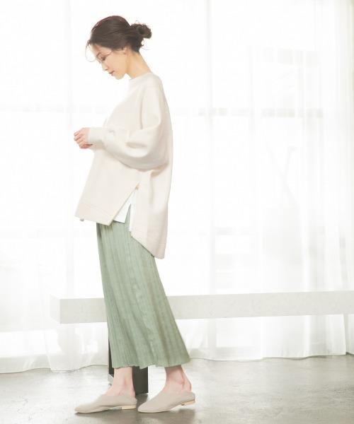 Iラインミニプリーツスカート/933841