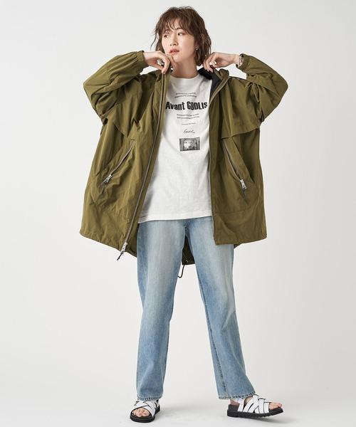 [RIVE DROITE] 【GOOD ROCK SPEED(グッドロックスピード)】GODLIS フォトTシャツ (半袖)