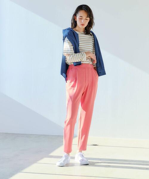 ◆SC テーパード パンツ <34-44サイズ>