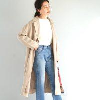 春はデニムファッションがおすすめ!大人女子のカジュアルコーデ