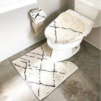 清潔感のあるおしゃれな空間作りに。おすすめの「トイレマット」15選をご紹介