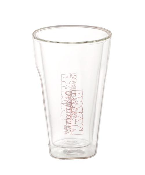 [niko and...] 【ブルックリン ロースティング カンパニー】コラボ ダブルウォールグラス
