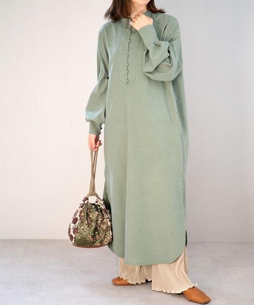 [ANDJ] 【2021/SS】パッチワーク巾着バッグ