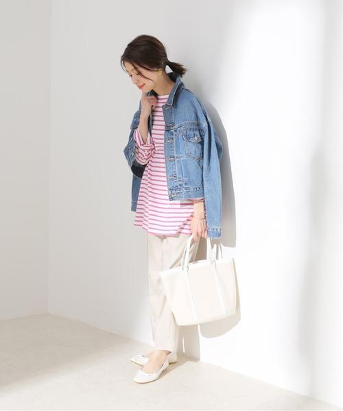 [IENA] 【LEVI'S/リーバイス】NEW HERITAGE TRUCKERデニムジャケット【洗濯機洗い可】◆