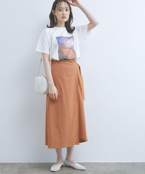 3DアソートプリントTシャツ