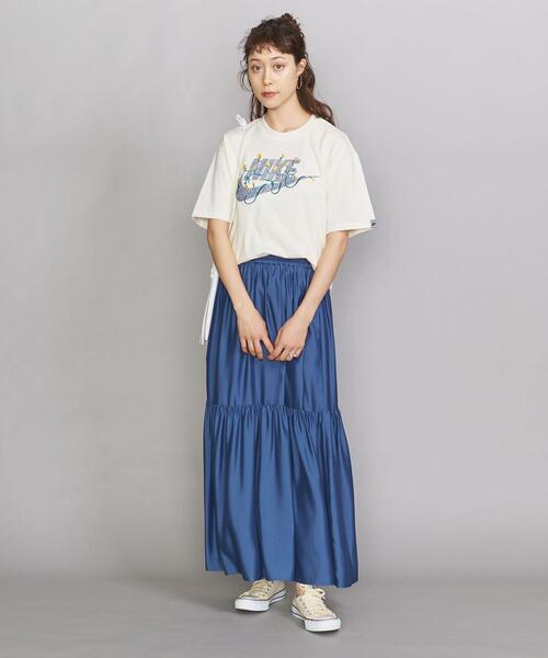 [BEAUTY&YOUTH UNITED ARROWS] <NIKE> MOVE TO ZERO Tシャツ