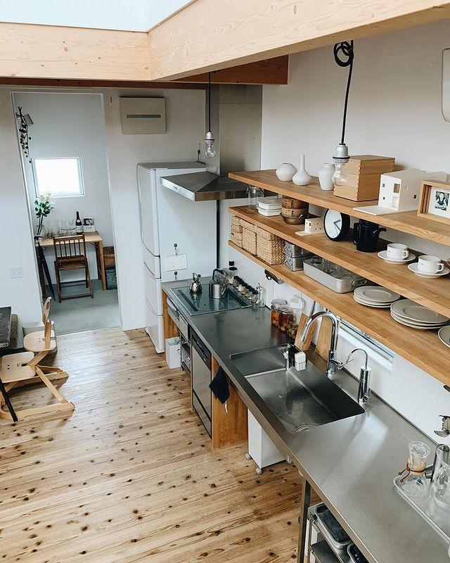 キッチンインテリア13