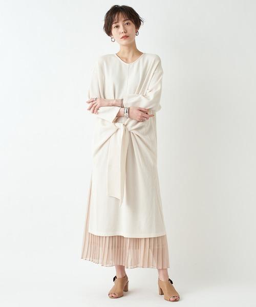 【WEB限定】ラメマキシプリーツスカート