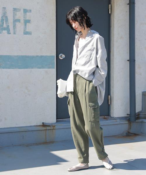 [LAKOLE] オーバーサイズドシャツ / 937775 2
