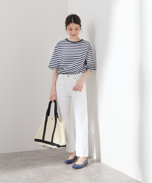 [IENA] girls Tシャツ◆【手洗い可能】