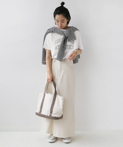 [JOURNAL STANDARD] 【Goodwear/グッドウェア】*RELUME CREW NECK S/S Tsh:別注Tシャツ◆