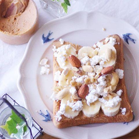 手作りきな粉バタートースト