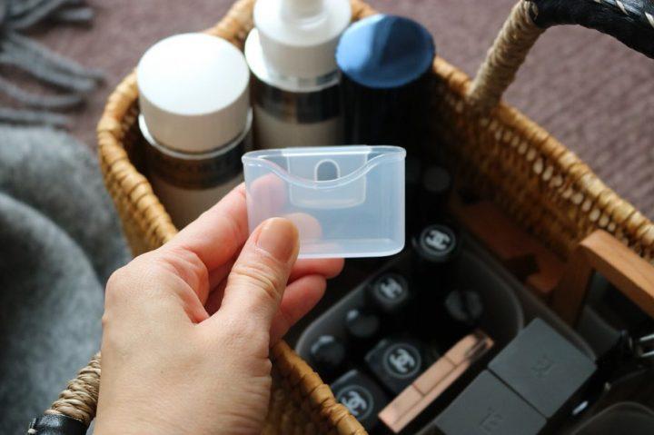 100均小物ポケットを使ったアイデア収納実例