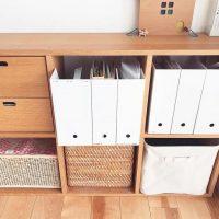 子供関係の書類収納。我が家の管理の仕組みをご紹介