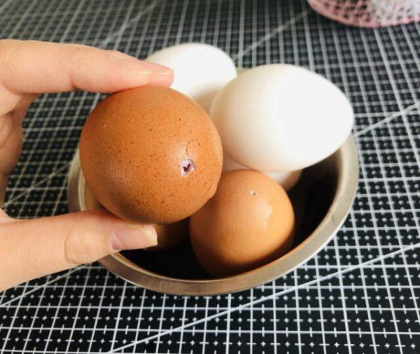 ★ペイントする卵はどうする?4