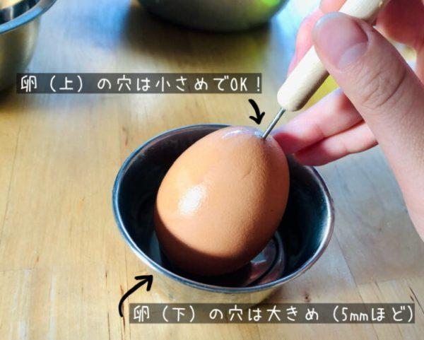 ★ペイントする卵はどうする?2