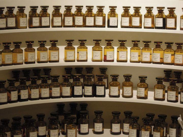 アンバーの香りとは:調香師の裁量